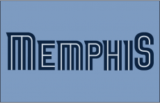 Memphis Grizzlies 2009-2018 Jersey Logo iron on transfer