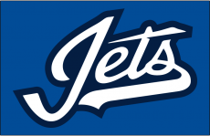 Winnipeg Jets 2018 19-Pres Jersey Logo decal sticker