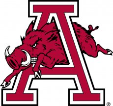 Arkansas Razorbacks 1974-1995 Secondary Logo iron on transfer