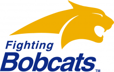 Montana State Bobcats 1997-2003 Primary Logo iron on transfer