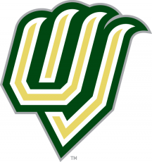 Utah Valley Wolverines 2012-Pres Secondary Logo decal sticker