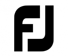 FJ logo iron on transfer 1 1/4 inches Reflective