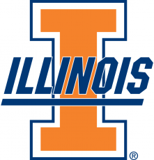 Illinois Fighting Illini 1989-2013 Alternate Logo 01 iron on transfer