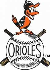 Baltimore Orioles 1954-1965 Primary Logo iron on transfer