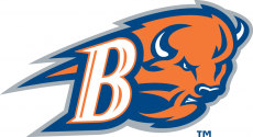 Bucknell Bison 2002-Pres Alternate Logo 02 decal sticker