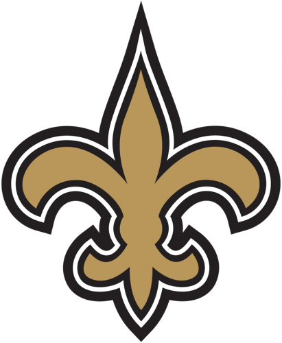 New Orleans Saints 2002-2011 Primary Logo decal sticker