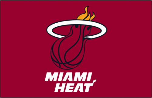 Miami Heat 1999-Pres Primary Logo decal sticker