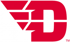 Dayton Flyers 2015-Pres Primary Logo decal sticker