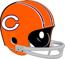 Clemson Tigers 1969 Helmet iron on transfer