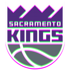 Phantom Sacramento Kings logo iron on transfer