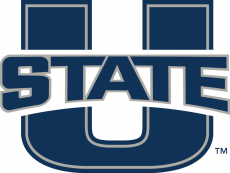 Utah State Aggies 2012-Pres Primary Logo iron on transfer
