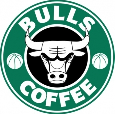 Product image/chicago bulls starbucks coffee logo decal sticker
