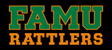 Florida A&M Rattlers 2013-Pres Wordmark Logo 06 decal sticker