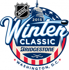 NHL Winter Classic 2014-2015 iron on transfer