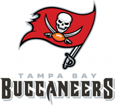 Tampa Bay Buccaneers 2014-Pres Wordmark Logo 09 decal sticker