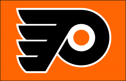 Philadelphia Flyers 1982 83-1998 99 Jersey Logo 02 decal sticker