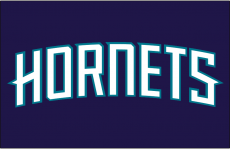 Charlotte Hornets 2015-Pres Jersey Logo decal sticker