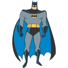 Batman DIY decals stickers version 6
