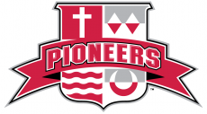 Sacred Heart Pioneers 2004-Pres Alternate Logo iron on transfer