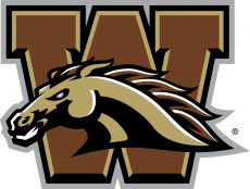 Western Michigan Broncos 2016-Pres Primary Logo iron on transfer