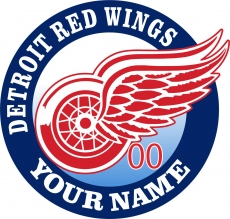 Detroit Red Wings iron on transfer