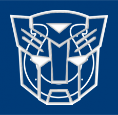 Autobots Indianapolis Colts logo iron on transfer