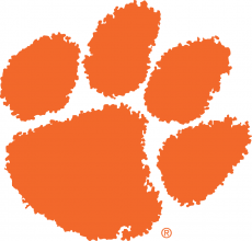 Clemson Tigers 1977-Pres Primary Logo iron on transfer