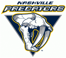 Nashville Predators 1998 99-2010 11 Alternate Logo 02 decal sticker