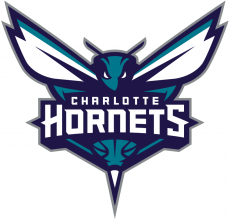 Charlotte Hornets 2015-Pres Primary Logo decal sticker