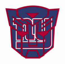 Autobots New York Giants logo iron on transfer