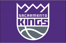 Sacramento Kings 2017-Pres Primary Dark Logo decal sticker