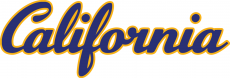 California Golden Bears 1992-Pres Wordmark Logo decal sticker