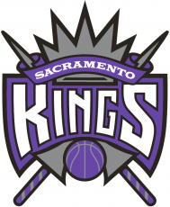Sacramento Kings 1995-2016 Primary Logo decal sticker