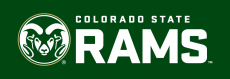Colorado State Rams 2015-Pres Secondary Logo 04 iron on transfer
