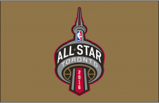 NBA All-Star Game 2015-2016 Dark iron on transfer