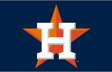 Houston Astros 2013-Pres Cap Logo iron on transfer
