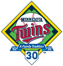 Minnesota Twins 2101 decal sticker