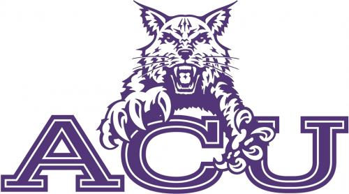 Abilene Christian Wildcats 1997-2012 Alternate Logo 02 decal sticker