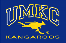 UMKC Kangaroos 1987-2004 Alternate Logo iron on transfer