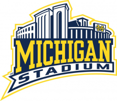 Michigan Wolverines 2000-Pres Stadium Logo iron on transfer