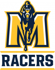 Murray State Racers 2014-Pres Alternate Logo 01 decal sticker