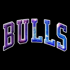 galaxy chicago bulls decal stickers