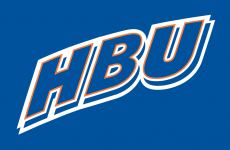 Houston Baptist Huskies 2004-Pres Wordmark Logo 03 decal sticker
