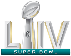 Super Bowl LIV iron on transfer