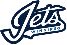 Winnipeg Jets 2018 19-Pres Wordmark Logo iron on transfer