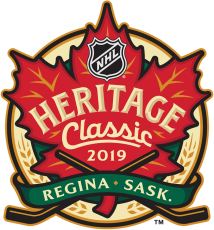 NHL Heritage Classic 2019-2020 iron on transfer