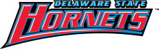 Delaware State Hornets 2004-Pres Wordmark Logo 02 decal sticker