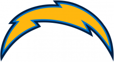 Los Angeles Chargers 2017-Pres Primary Logo decal sticker
