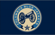Columbus Blue Jackets 2018 19-Pres Jersey Logo decal sticker