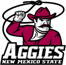 New Mexico State Aggies 2006 Primary Logo iron on transfer